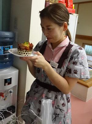 Masiaケーキ