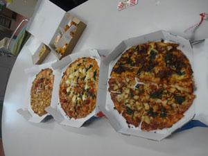 1007ピザ